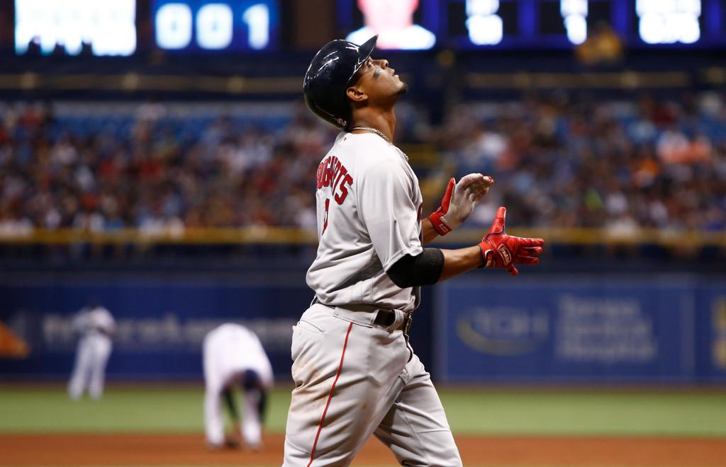 MLB Overnight: The small sample sizeOlympics