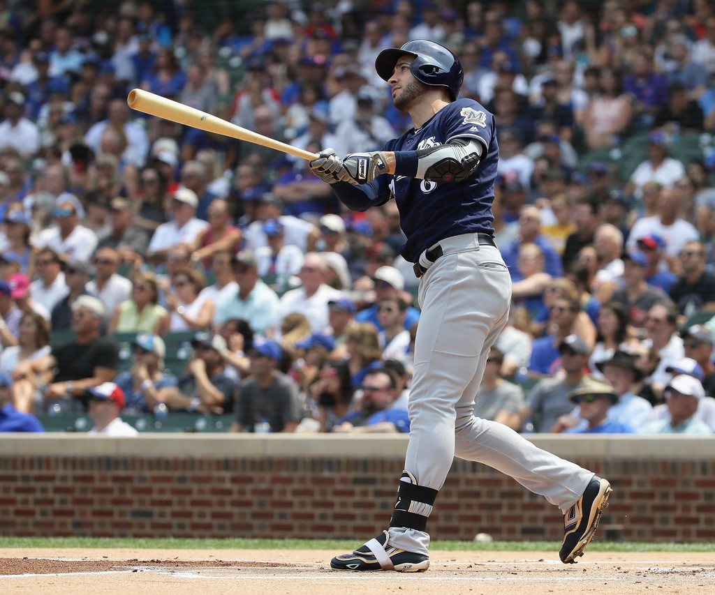 Exorcising the day demons: The Milwaukee Brewers get a big win atWrigley