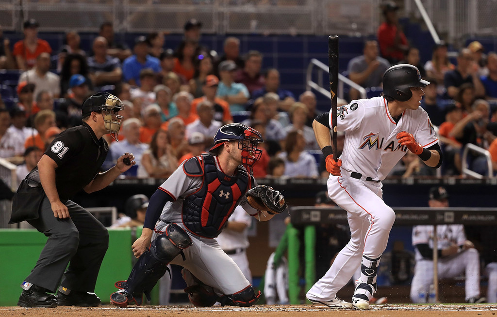 Christian Yelich is major boon to Brewers current, futureoutfield