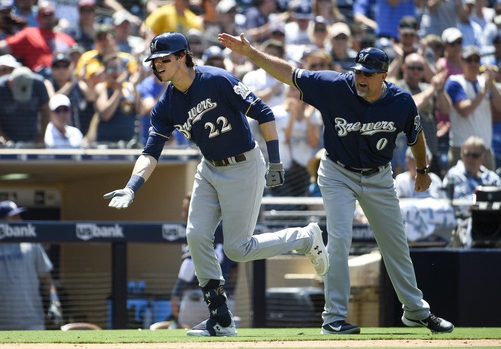 Spring Commencement: Stearns, Yelich and theBrewers