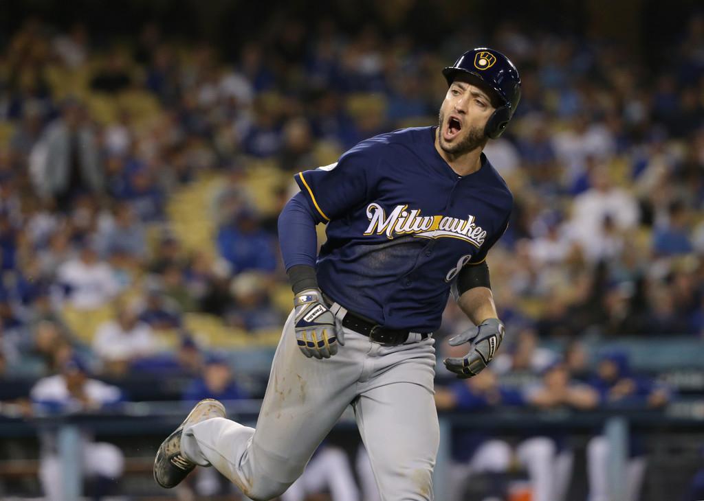 Ryan Braun leads the Milwaukee Brewers into 2019 - Jeff Gross/Getty Images North America via Zimbio