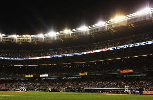 Why don't the Yankees, Mets make atrade?
