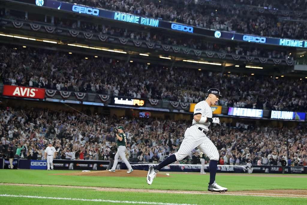 Playing Pepper: 2018 MLB Postseason DivisionalSeries