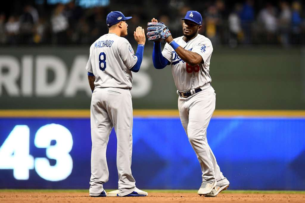 2018 NLCS travel daymemos