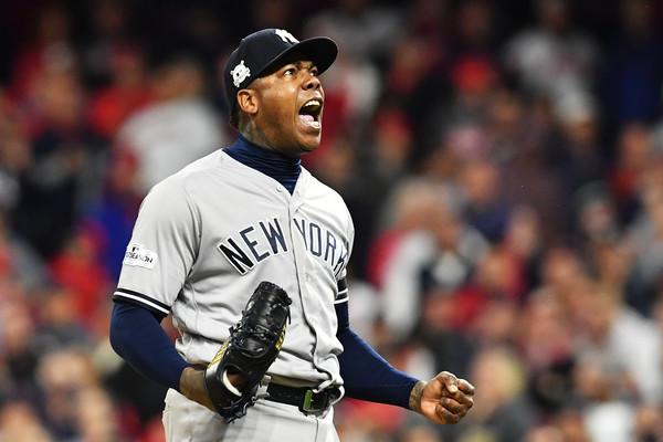 Yankees, Aroldis Chapman agree toextension