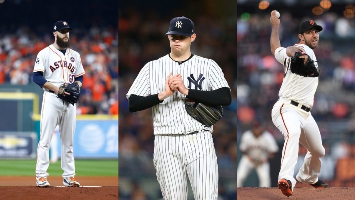 The Yankees need pitching help, and they can find it in a number ofways