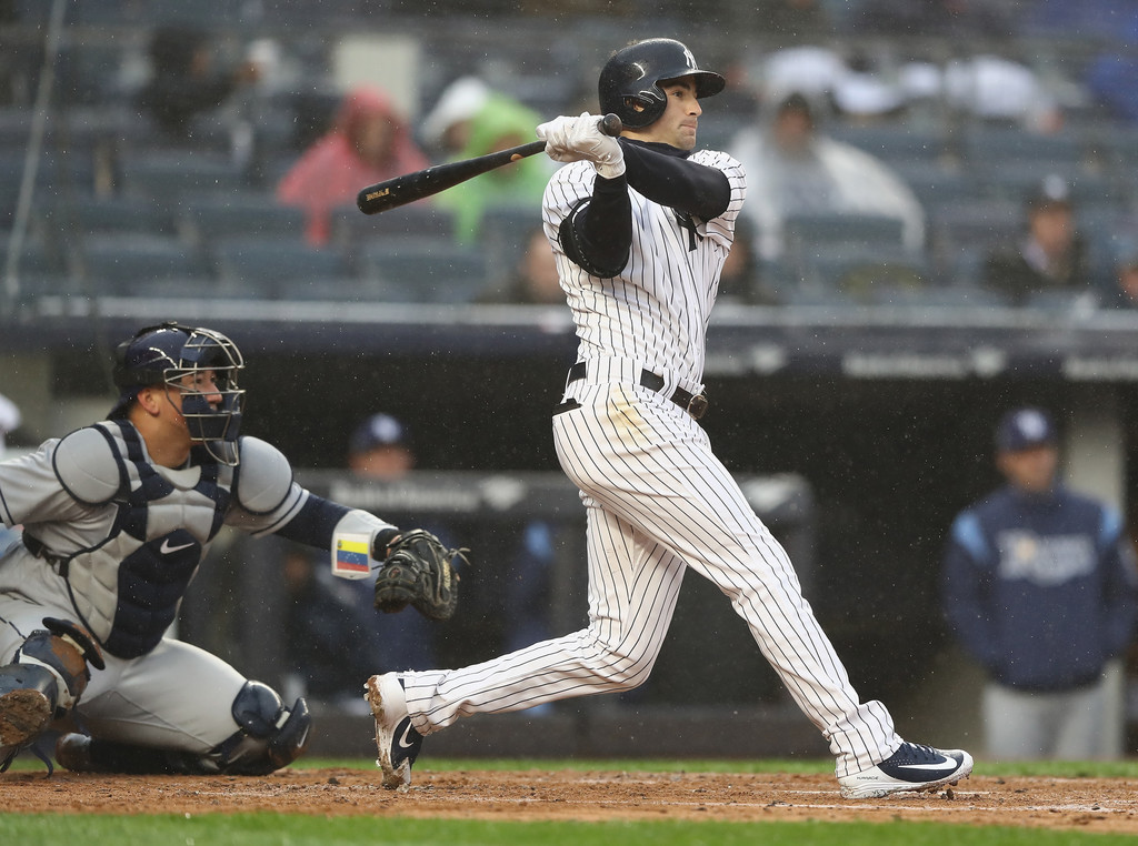 How do the Yankees address their middle infielddepth?