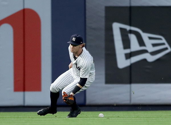 What is Clint Frazier's future with the New YorkYankees?