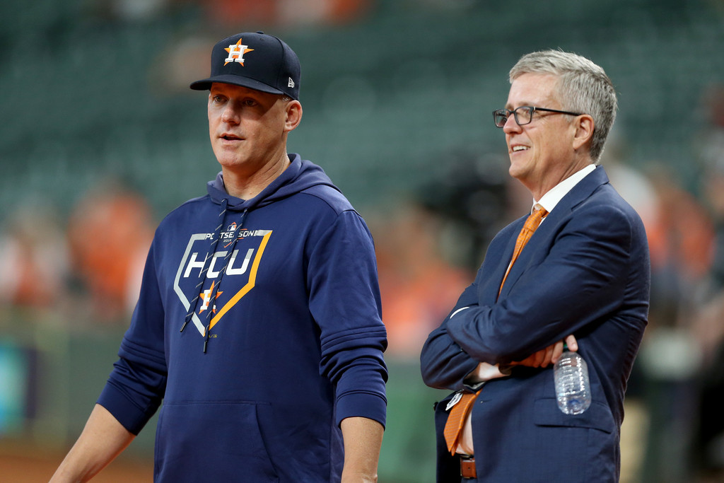 MLB punishes Astros for 2017 sign-stealing scheme citing problematicculture