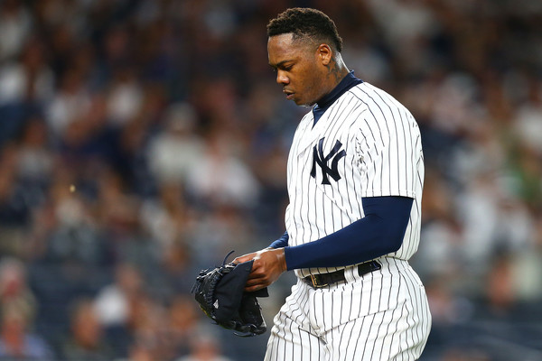 Aroldis Chapman and the Biggest Issue with his Record-SettingContract